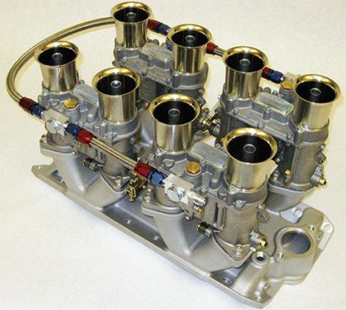 8 Pak Chevy V8 S/B 4 X 48 IDA Kit