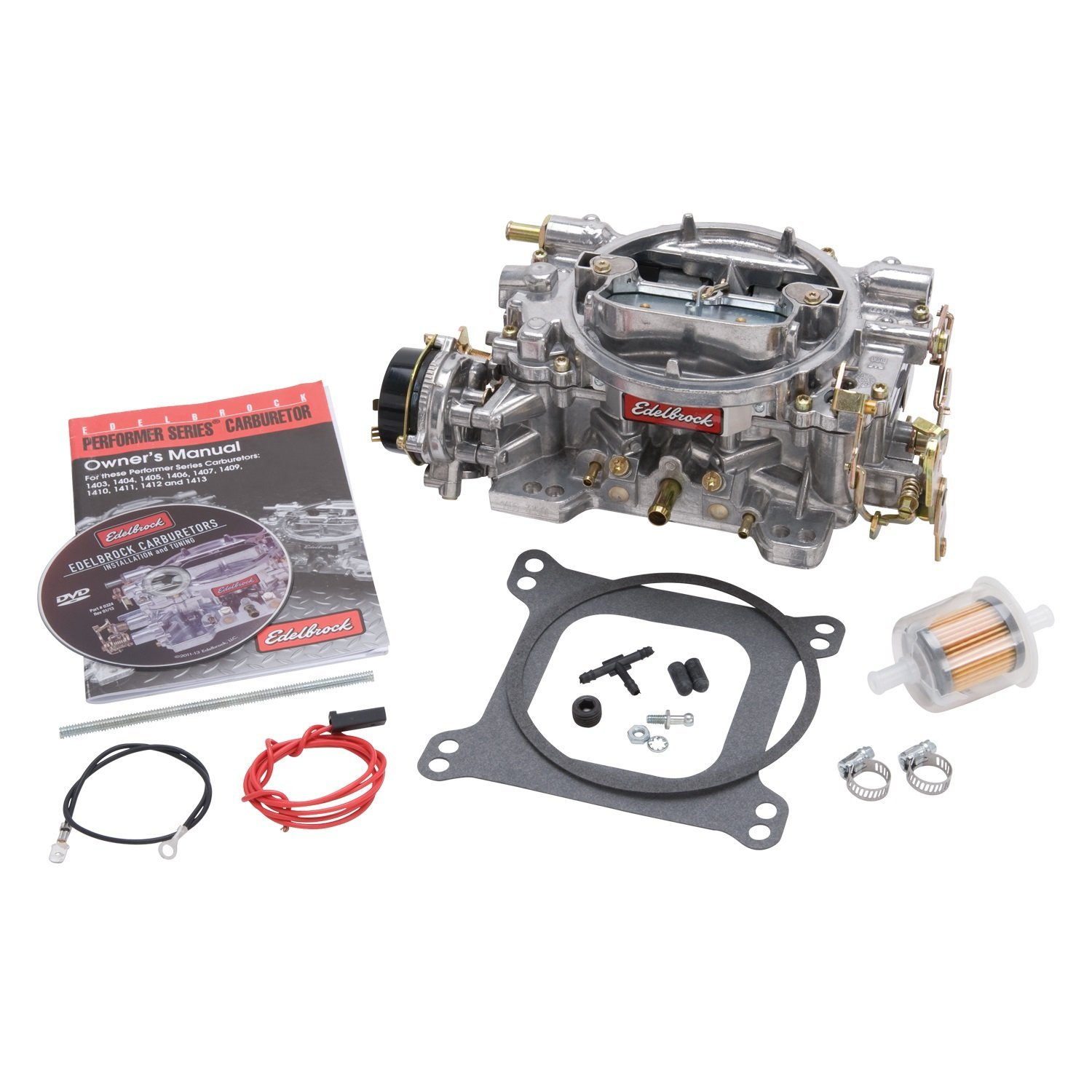 Edelbrock Carburetor  600CFM - Electric Choke (new)