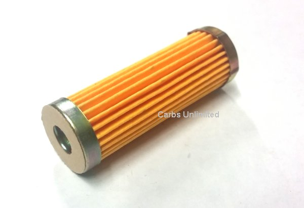 GM GAS FILTER LONG - 2 inches