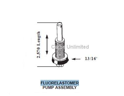 Acc Pumps for Carter AFB Carburetors