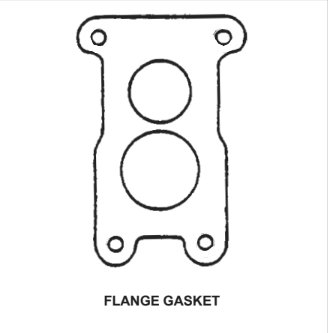 Gasket - Thin Base