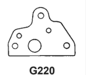 Gasket - secondary housing