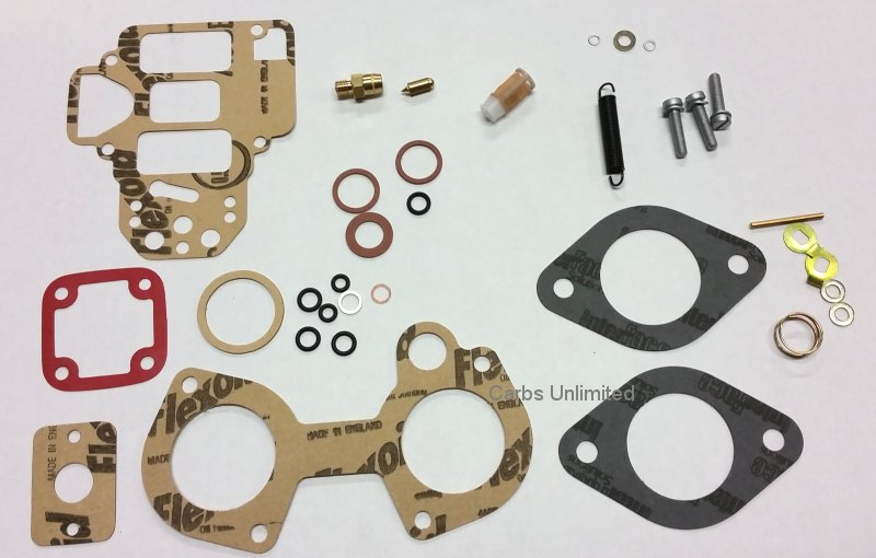 Early DCOE Carburetor Rebuild Kit