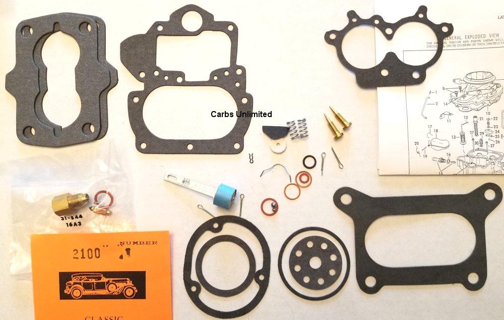 Classic Carburetor Kit - Carb Kit