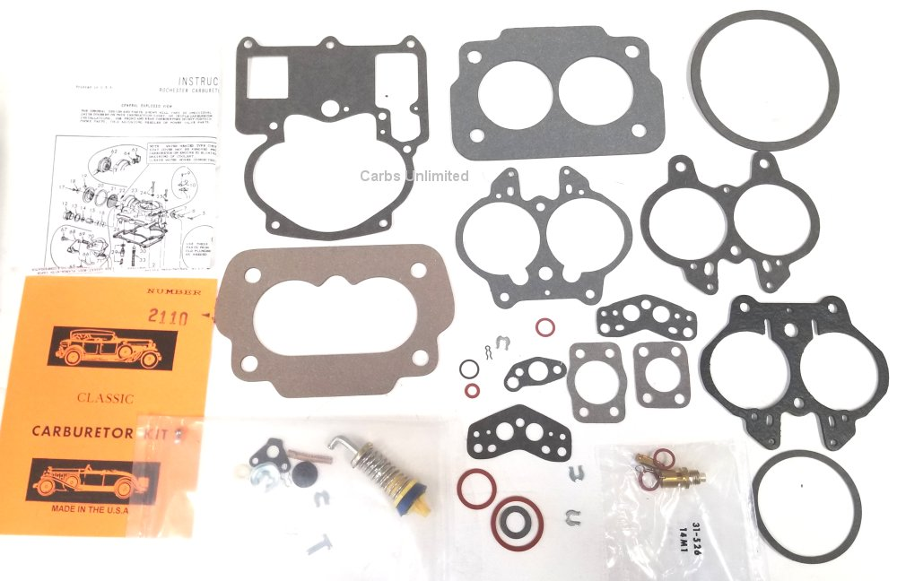 Classic Carburetor Kit  2GV 2GC