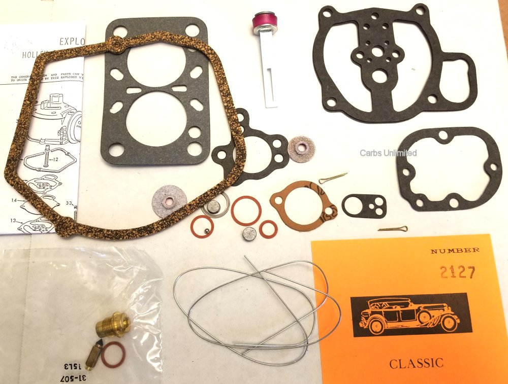 Classic Carburetor Kit 885-FFG