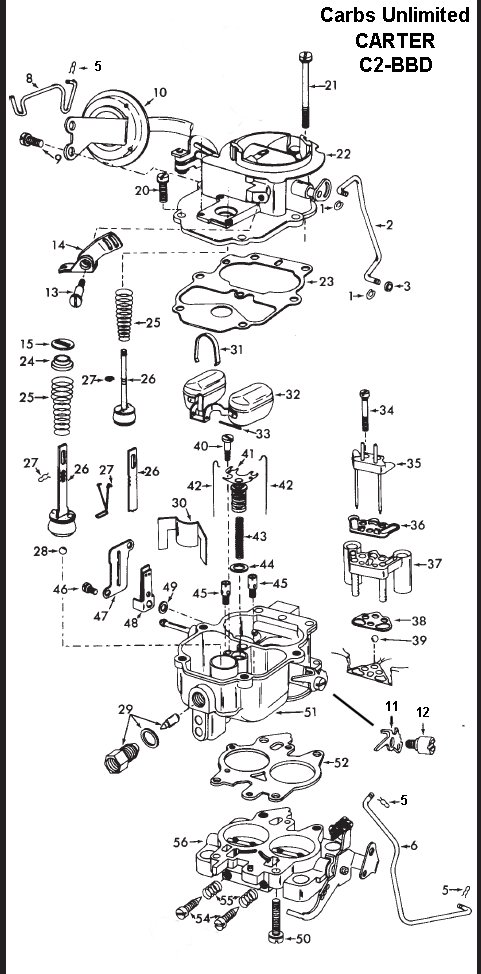 1950 willys wagon wiring diagram