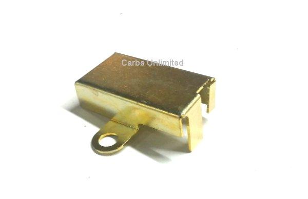 Quadrajet Vent Cover / Shield Gold anodized