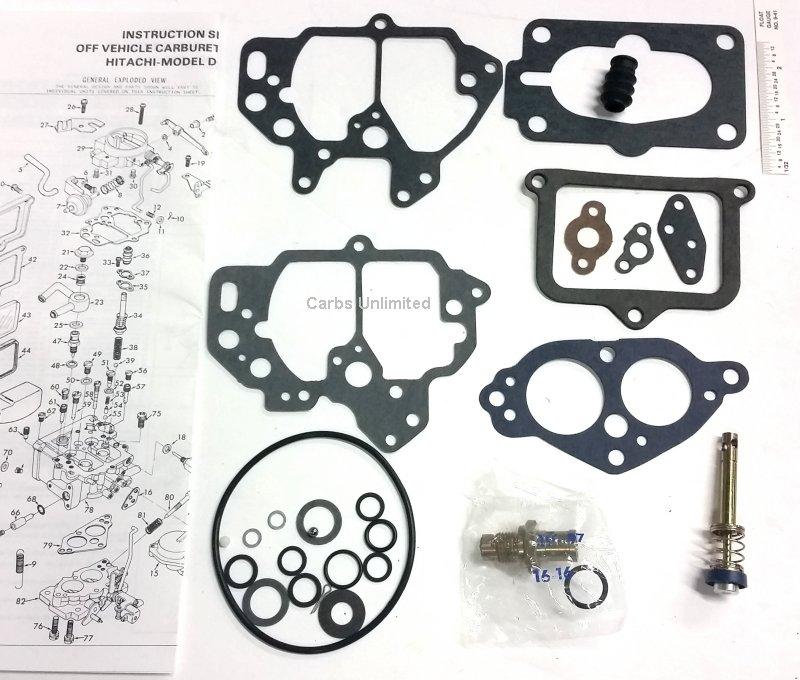 Hitachi Parts Page
