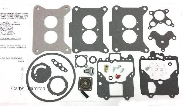 CARB KIT Motorcraft 2