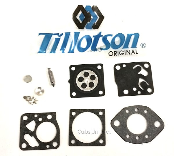 tillotson hu carb rebuild instructions