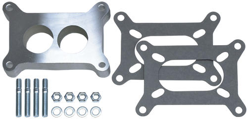 Holley 2bbl Ported Spacer 1 in tall