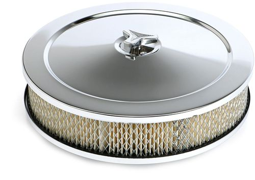 10inch Muscle Car Chrome Air Cleaner