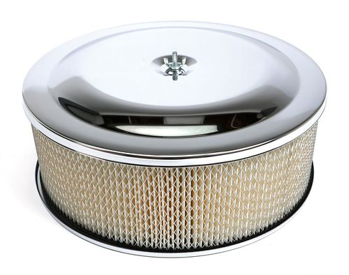 TransDapt Quality 14 X 6 Racing Air Cleaner