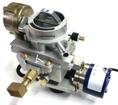Zenith Carburetor 33
