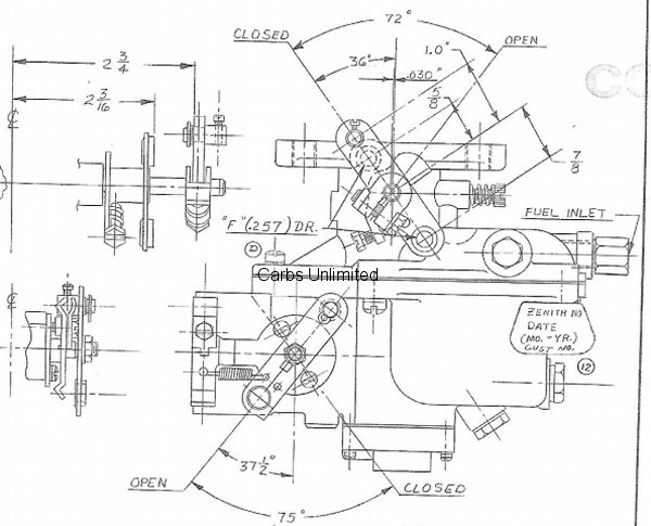 Zenith Model Mp505 Schematic