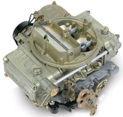 MODEL 4160 4bbl 390 CFM
