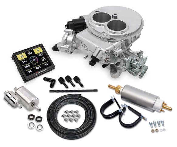 HOLLEY SNIPER EFI Holley 2300 MASTER KIT