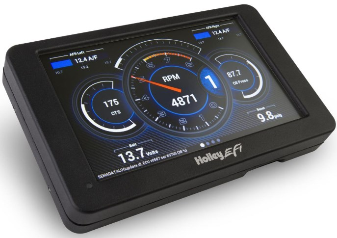 Holley EFI Digital Dash Gauges