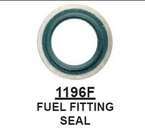 Fuel Fitting Seal - GM
