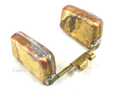 Zenith Downdraft Brass Float model 33