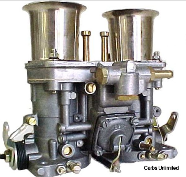 48 IDF XE - New Weber Carburetor