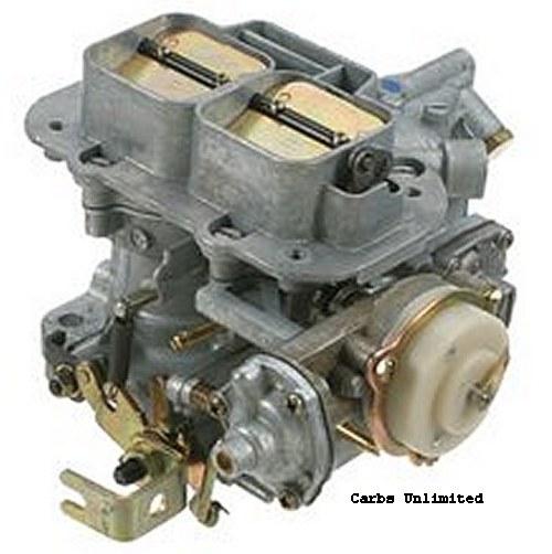 Weber 32/36 DGEV Electric Choke