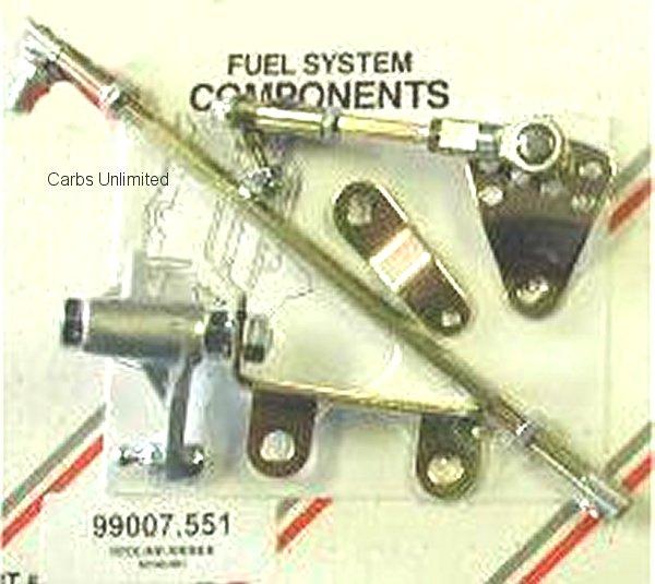 Linkage Kit K551 for Weber carb(CU)