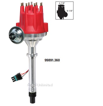 Small Cap HEI distributor Chevy