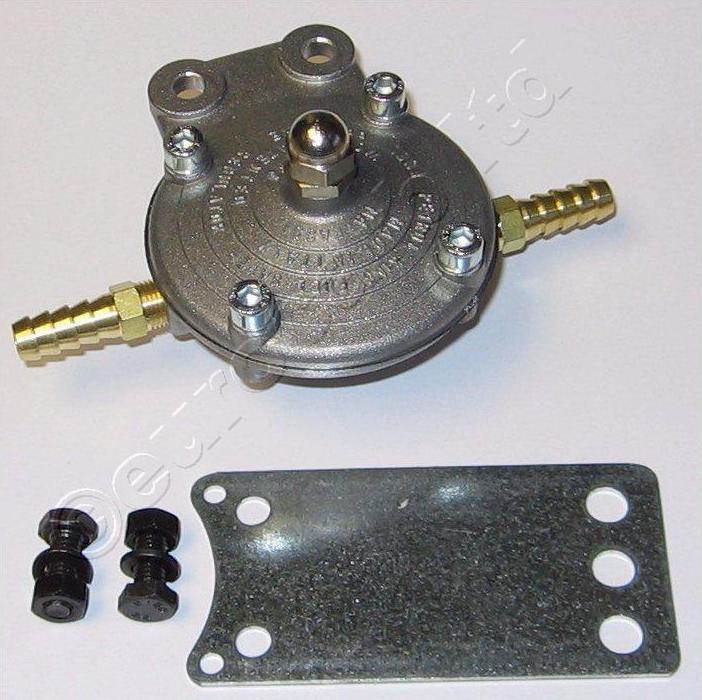 Fuel pressure regulator 5/16 screw in fittings lines