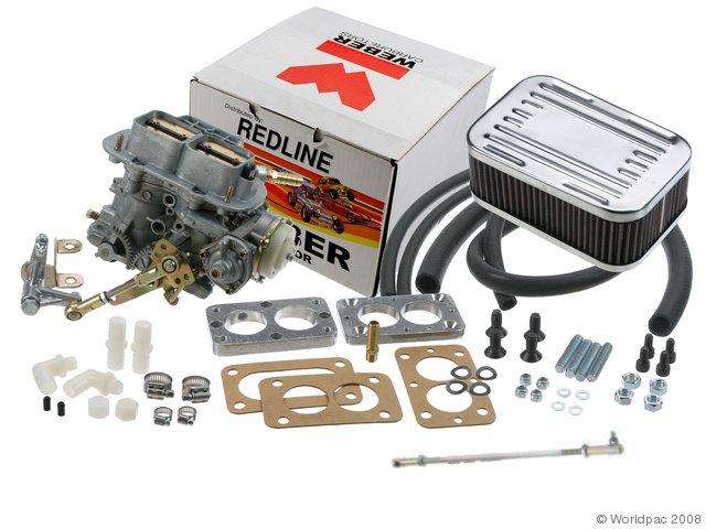 Weber Carb Conversion Kit JEEP