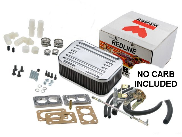 Jeep / SPORT UTLITY Install Kit (DOES NOT INCLUDE CARB)