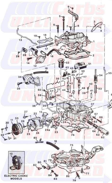 M4MC-EBcolor  Engine Schematics on