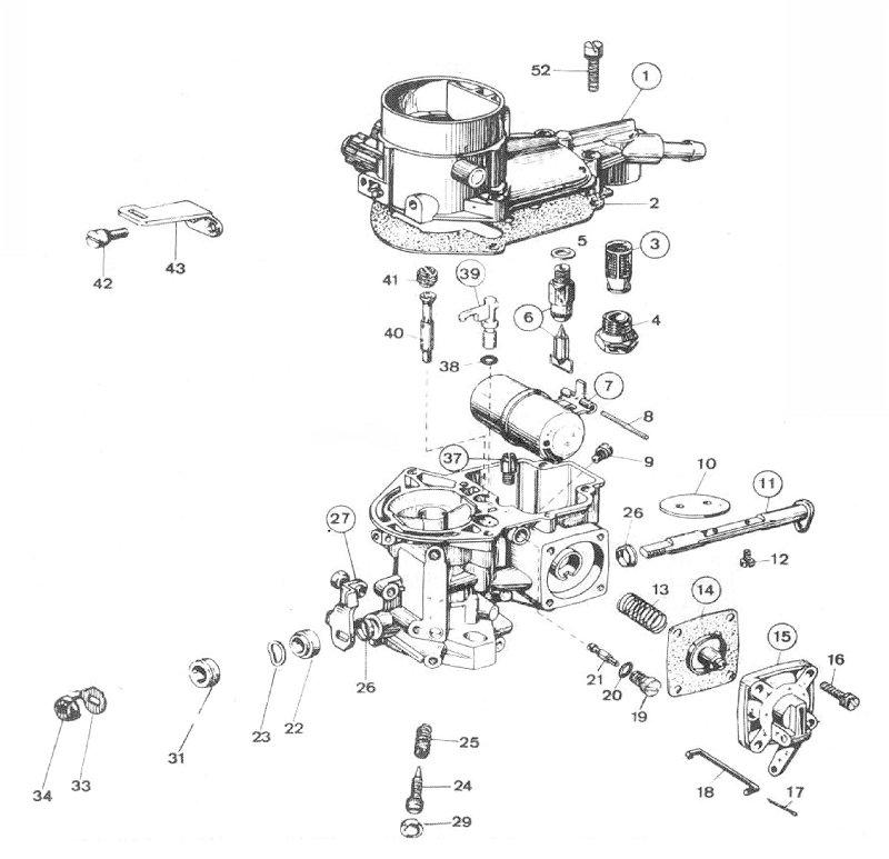 Weber 34 Ict Diagram