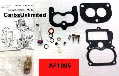 Classic Carburetor Kit - Stromberg EE-1  (97)