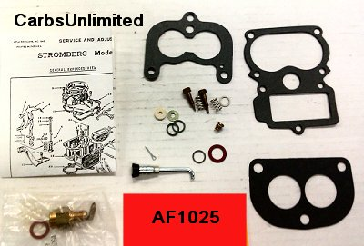 Classic Carburetor Kit - Stromberg 81