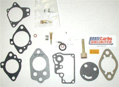 Classic Carburetor Kit - Carter WE
