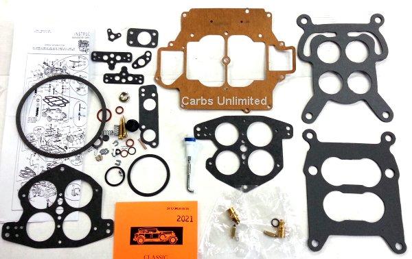 Classic Carburetor Kit - Rochester 4G 4GC