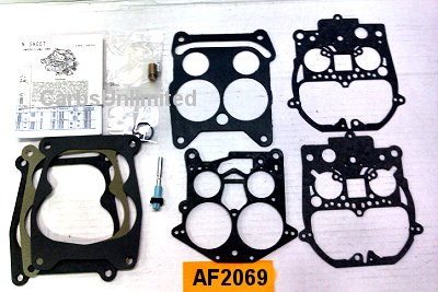 Classic Carburetor Kit - Rochester 4MV