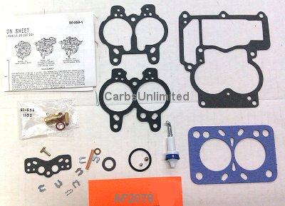 Classic Carburetor Kit - Rochester 2GC