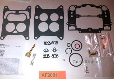 Classic Carburetor Kit - Carter AFB