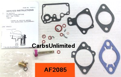 Classic Carburetor Kit - Carter WA-1