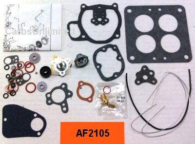 Classic Carburetor Kit - Holley 2140 4000