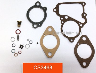 Classic Carburetor Kit - Zenith IN185F IN185EFx1