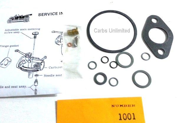 Classic Carburetor Kit - Kingston Model T