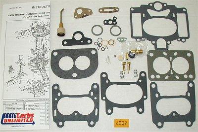 Classic Carburetor Kit - Stromberg AA AAV