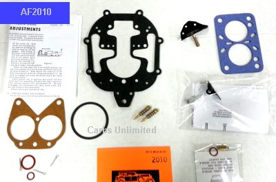 Classic Carburetor Kit - Rochester AA