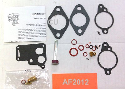 Classic Carburetor Kit - Carter WO