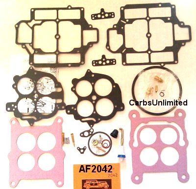 Classic Carburetor Kit - Rochester 4GC