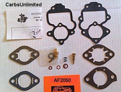 AF2050 - Carburetors Unlimited
